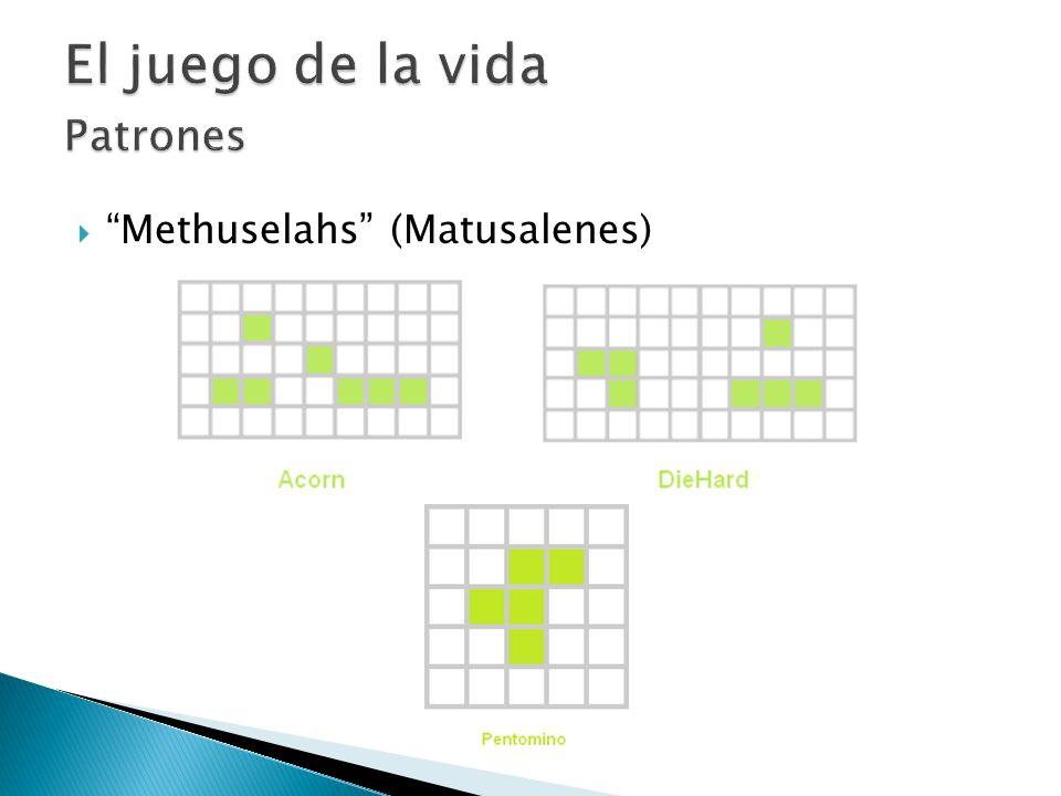 Methuselahs (Matusalenes)