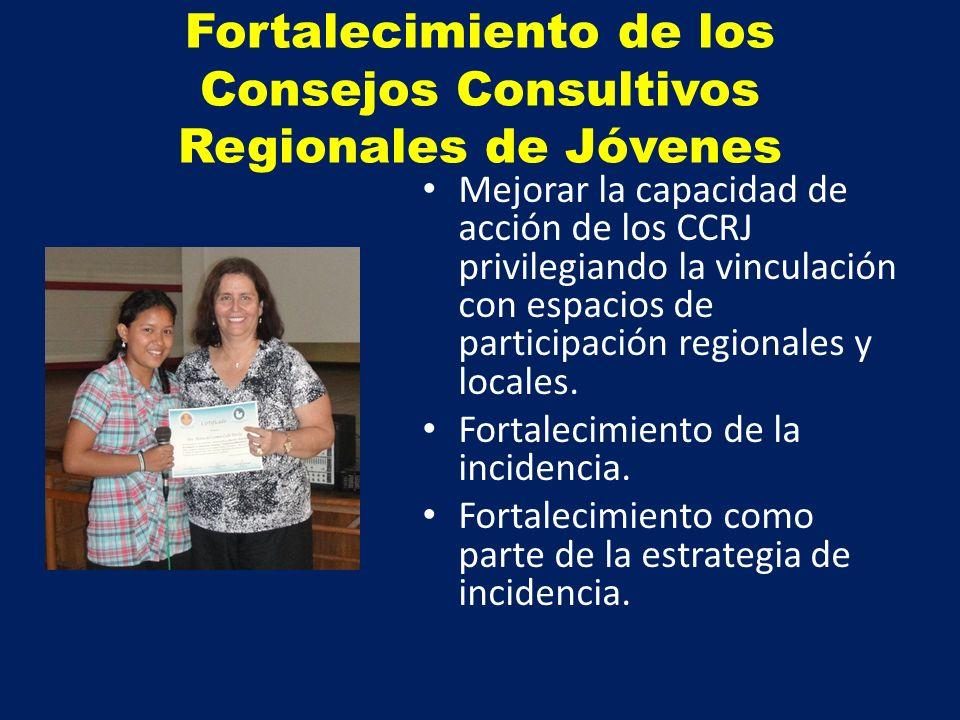 Incidencia Política Plan Nacional Multisectorial de Prevención del Embarazo Adolescente.