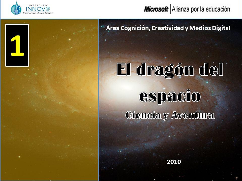 Área Cognición, Creatividad y Medios Digital 2010 11