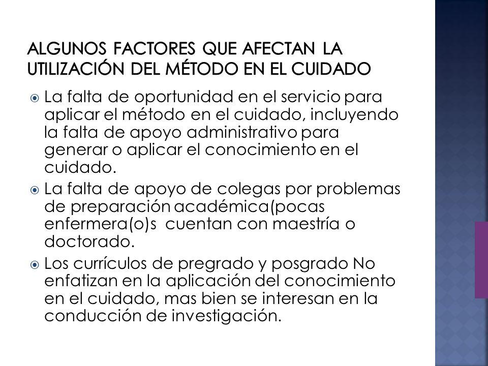 ReferenciaFundamentos de innovación Innovación de enfermería Alonso C.