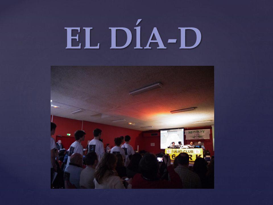 { EL DĺA-D EL DĺA-D