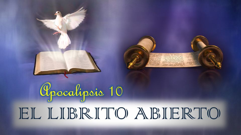 Vers.1 a) ANGEL FUERTE ESTE ÁNGEL ES JESUCRISTO 1.Envuelto en una nube (sal 104:3, Dan 7:13,Mat.