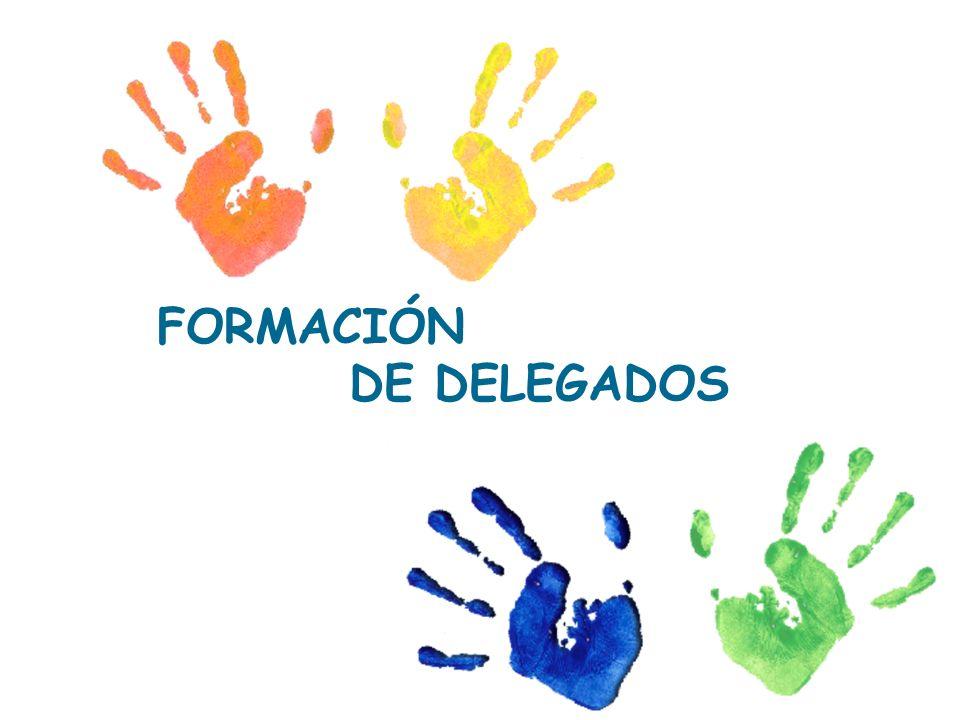FORMACIÓN DE DELEGADOS