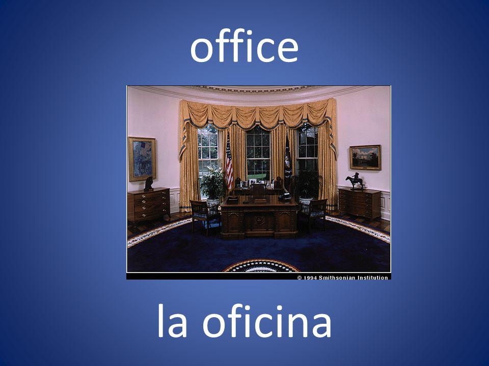 office la oficina