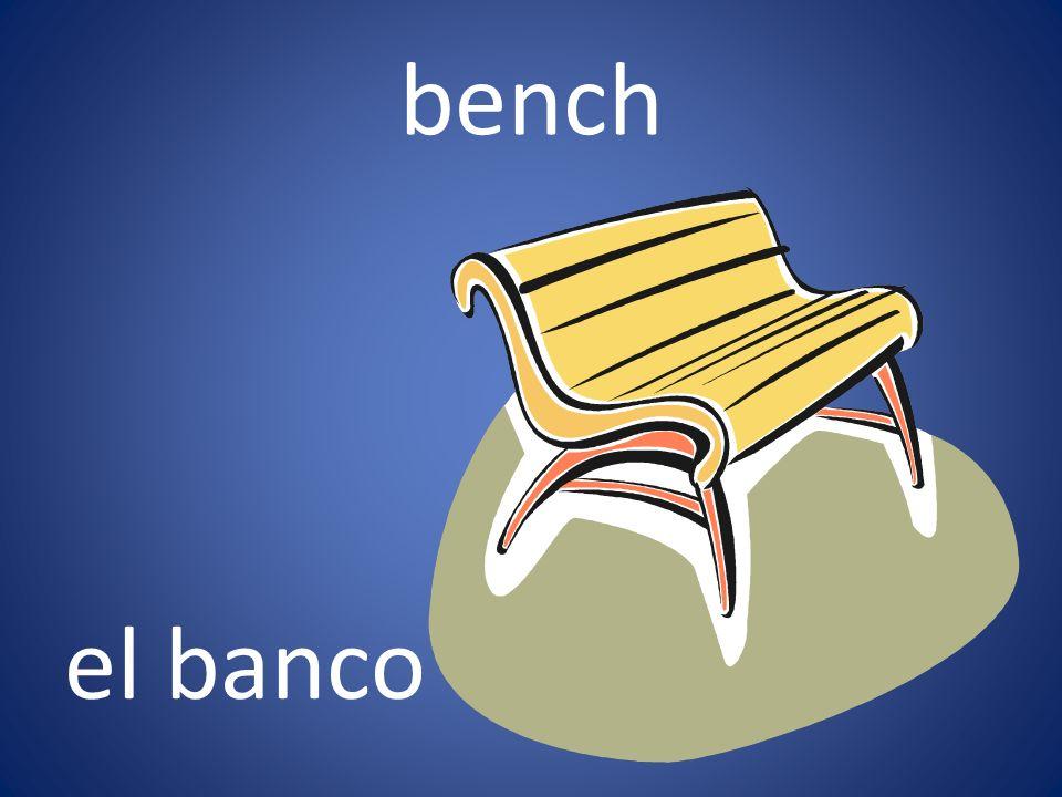 bench el banco