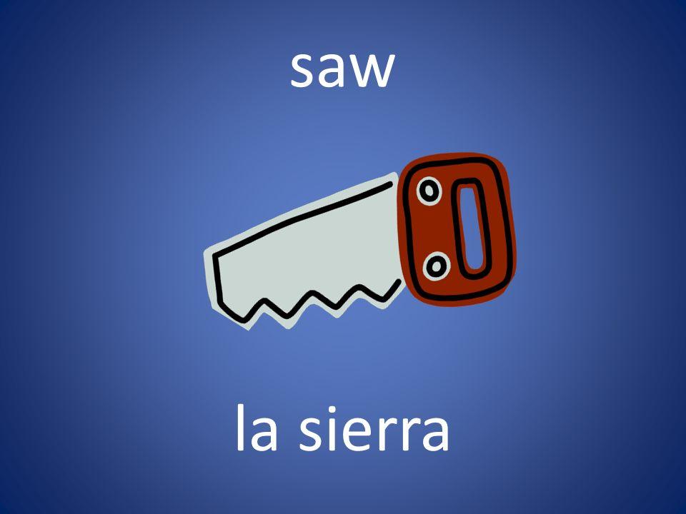 saw la sierra