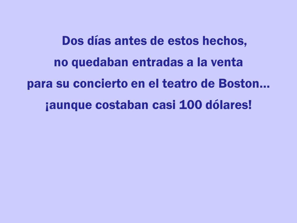 Nadie notó que el músico era Joshua Bell, uno de los mejores violinistas del mundo.