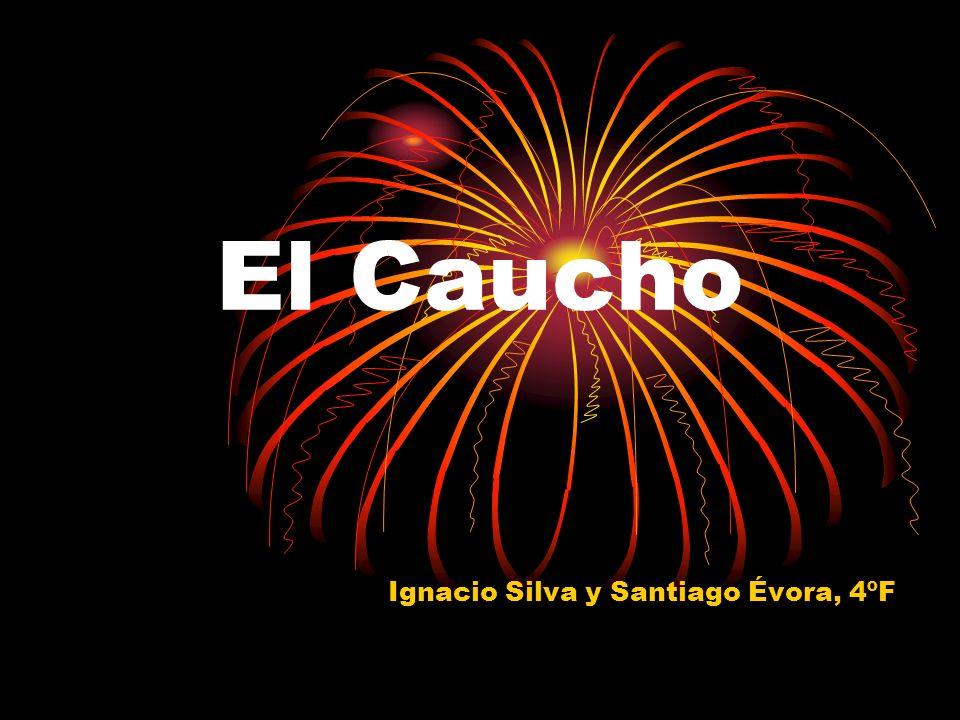 El Caucho Ignacio Silva y Santiago Évora, 4ºF