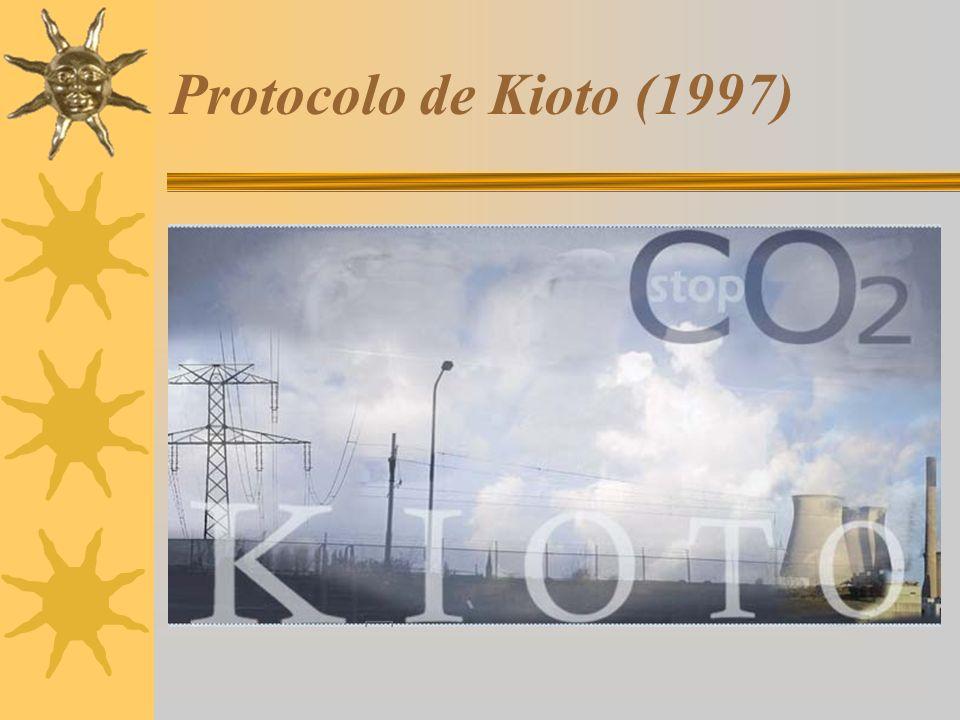 Protocolo de Kioto (1997)