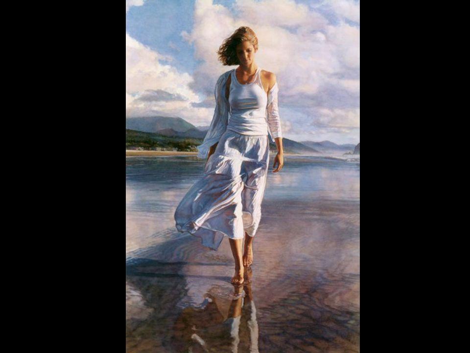 Pintor nacido en 1949 en California, es considerado actualmente como uno de los diez mejores artistas norteamericanos.