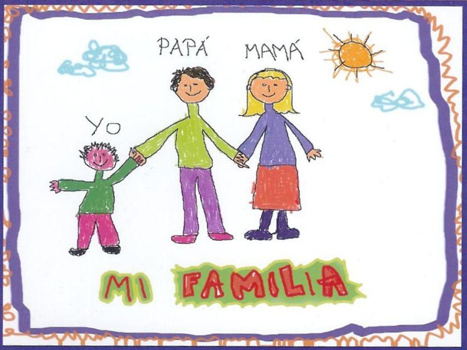II.HOMBRE Y MUJER Esposo y esposa. Padre y madre La primera experiencia del amor se recibe como hijo. A través del amor de los padres, el hijo descubr