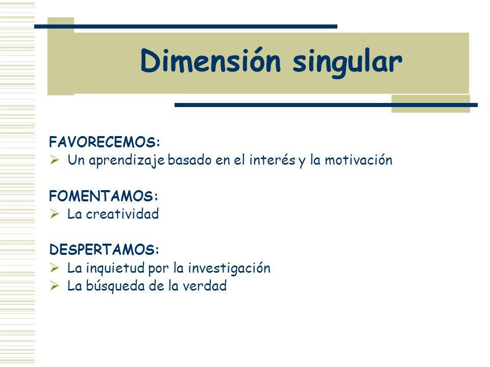 Dimensión social La persona se realiza en comunión con los demás Madura cuando asume sus deberes Respeta los derechos de los demás Y colabora en la creación de una sociedad más justa