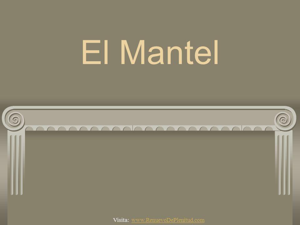 El Mantel Visita: www.RenuevoDePlenitud.comwww.RenuevoDePlenitud.com