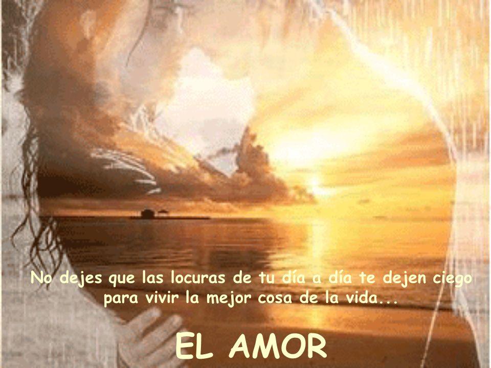 Las personas se enamoran muchas veces en la vida... Pero pocas son las que aman y encuentran el amor verdadero... A veces la encuentran, pero por no p