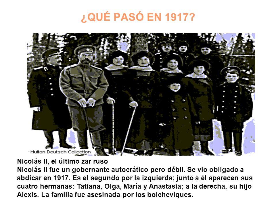 23 al 27 de febrero (8 al 12 de marzo).Revolución antizarista.