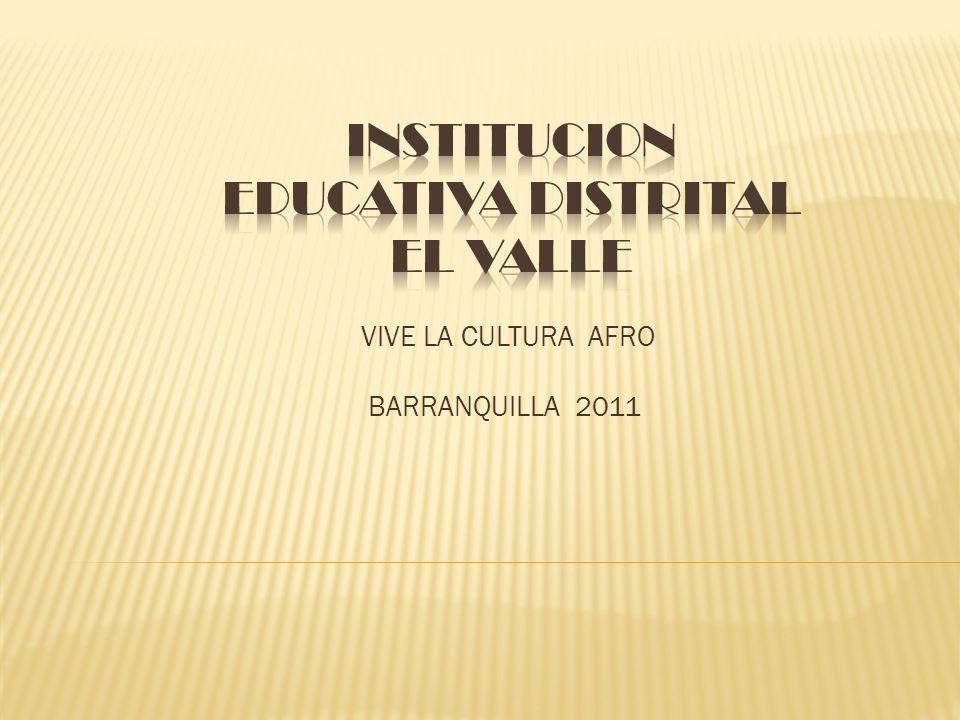 VIVE LA CULTURA AFRO BARRANQUILLA 2011