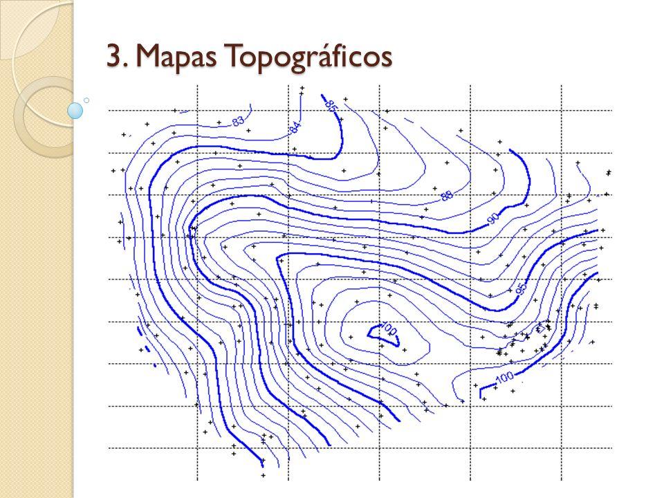3. Mapas Topográficos