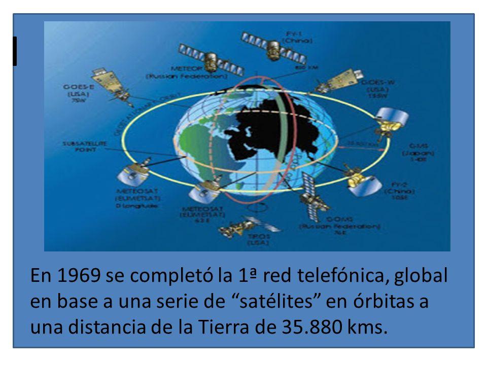 La 4ª generación de Tecnología Celular. La aparición de la tecnología celular fue en el año 1983, comercialmente. La cual ha logrado avanzar vertigino