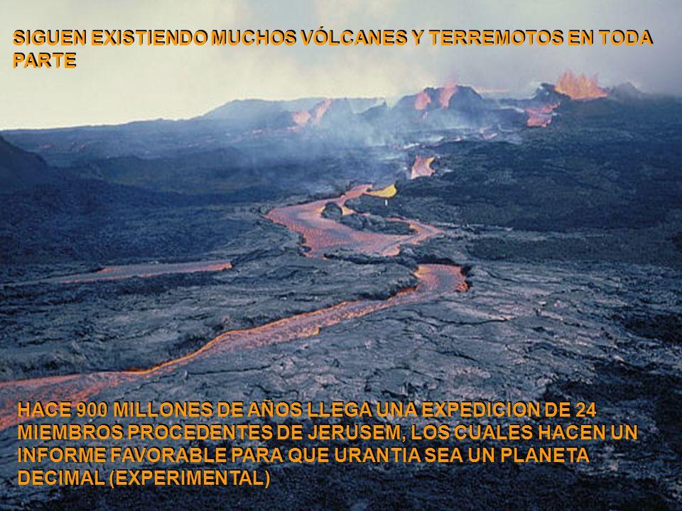 AL FINAL DE ESTE PERIODO HACE 950 MILLONES DE AÑOS EL PLANETA LLEGA A ESTAR CUBIERTO TOTALMENTE POR AGUA, CON UNA PROFUNCIDAD MEDIA DE 2 KILOMETROS. E