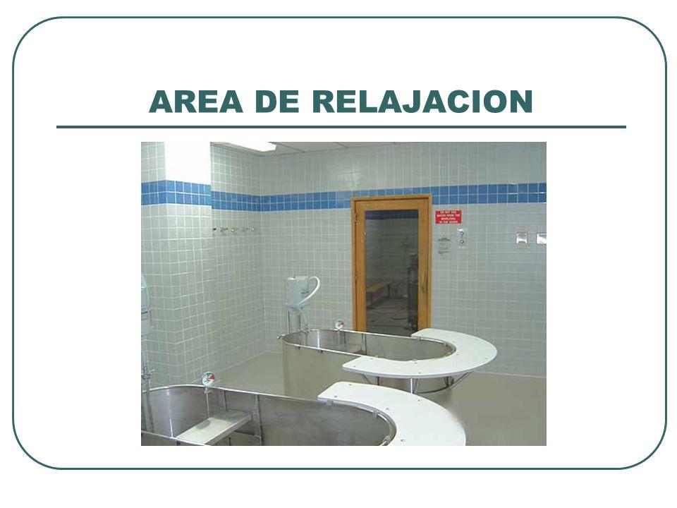 AREA DE RELAJACION