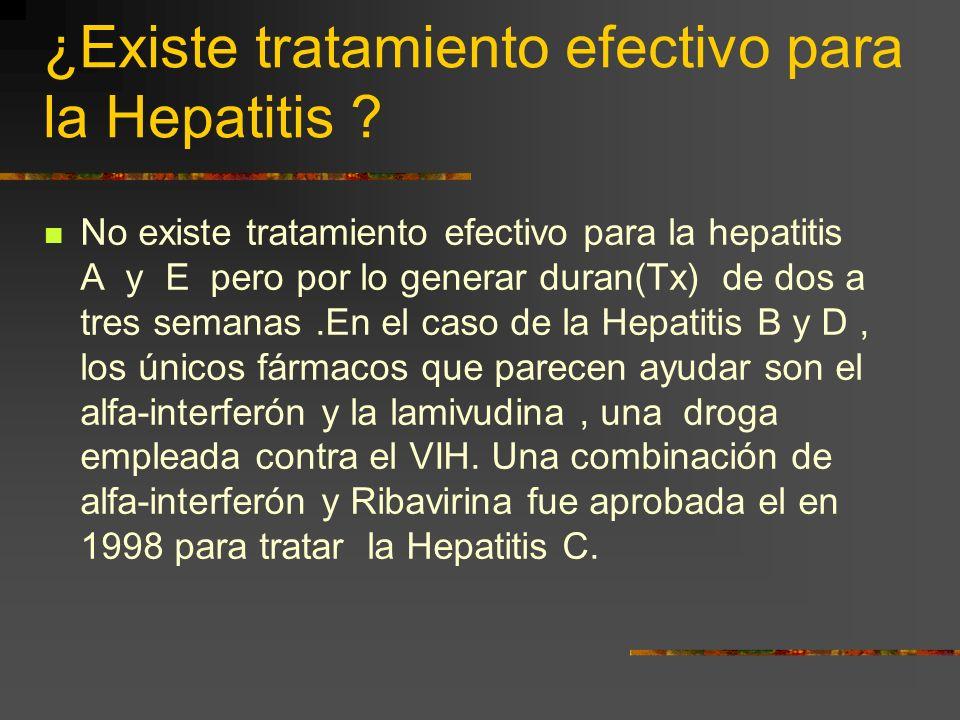 ¿ Como se puede evitar el contagio con Hepatitis A, B, C, D y E ? La mejor manera de prevenir una hepatitis Viral es con una esmerada ingiene y evitan