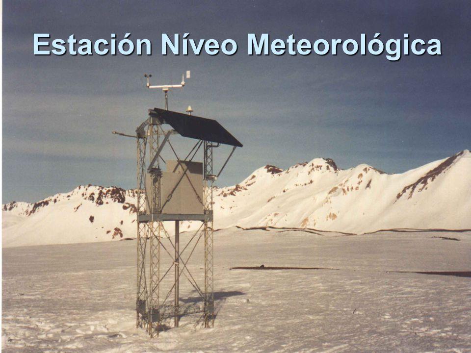 Estación Níveo Meteorológica