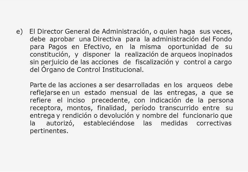 C – Fondo Fijo para Caja Chica (Apertura y/o Ampliaciones) Se trata de los mismos gastos explicados en el Tipo de Operación F, a diferencia que son financiados con recursos de Rubros diferentes a Recursos ordinarios.