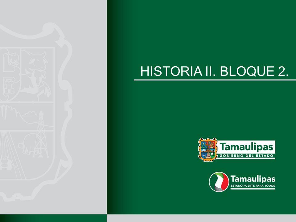HISTORIA II. BLOQUE 2.