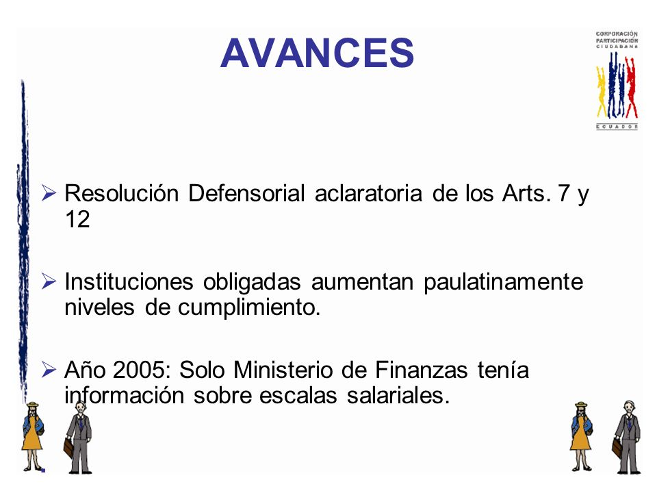 Resolución Defensorial aclaratoria de los Arts.