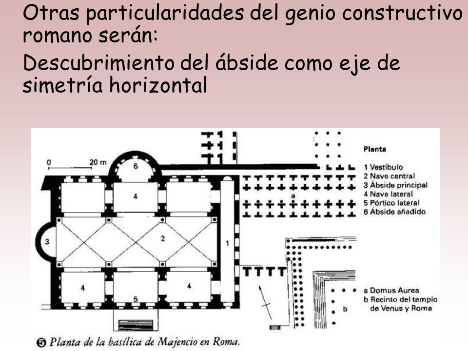 Este hormigón romano, una vez fraguado, adoptaba la forma arquitectónica que se hubiese previsto y alcanzaba una resistencia asombrosa. Su ductilidad