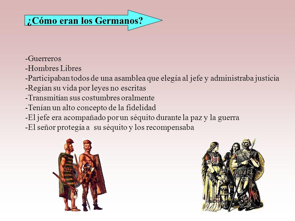 La Edad Media o Edad de la Fe La religión católica es el Factor de unidad en Occidente Siglo V Pueblos germanos invaden el imperio romano de Occidente