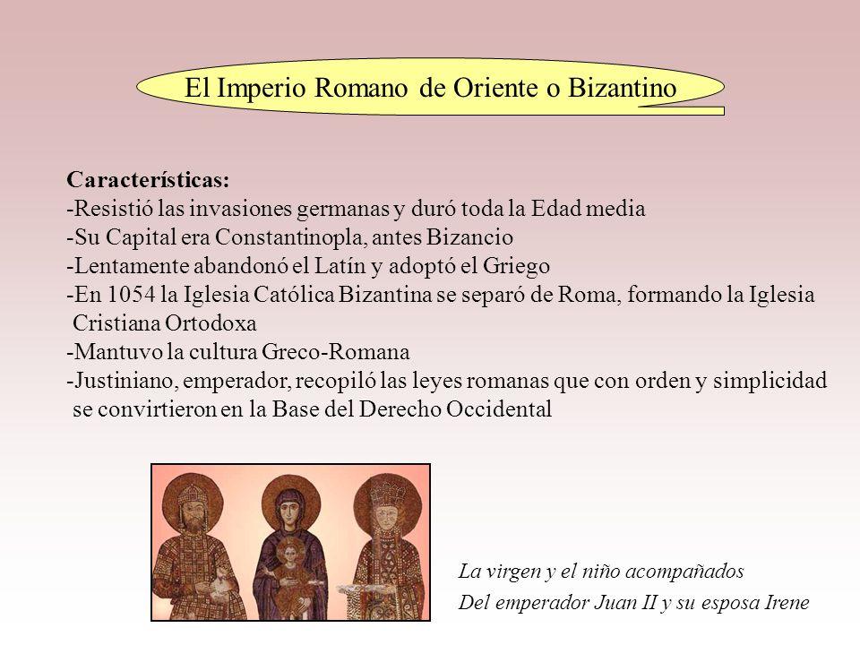 LA IGLESIA CATÓLICA -Mantuvo su situación de Privilegios durante toda la época -Se organizó en Diócesis, a cargo de Obispos -Los Obispos, acordaron co