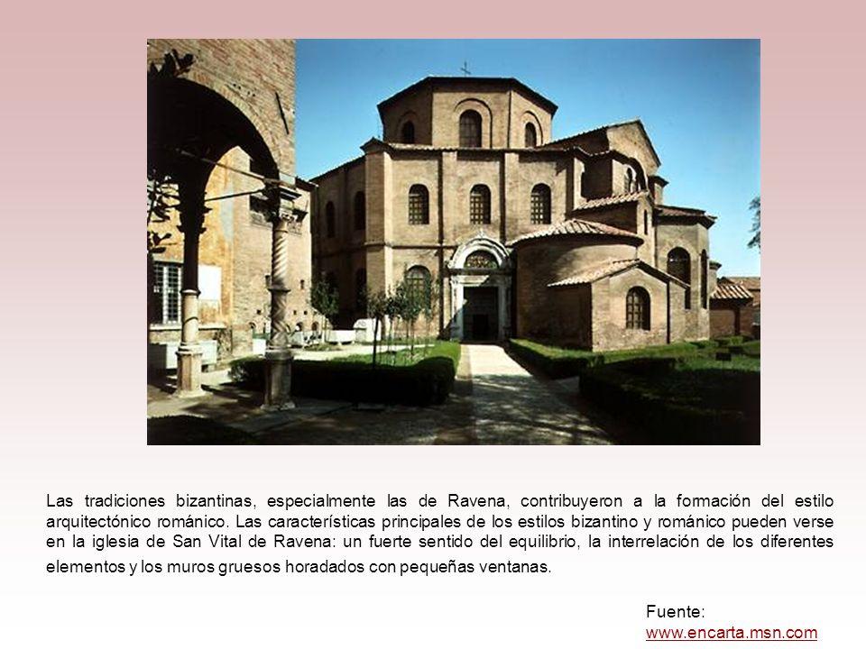 Arte Romanico Estilo artístico que floreció en Europa desde aproximadamente el año 1000 d.C. hasta la aparición, en la segunda mitad del siglo XII, de