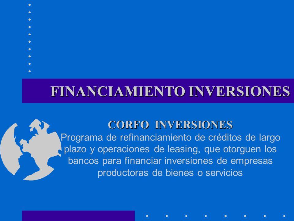 CON TRES VARIANTES: Financiamiento Multisectorial PYME Para inversiones en los distintos sectores productivos.