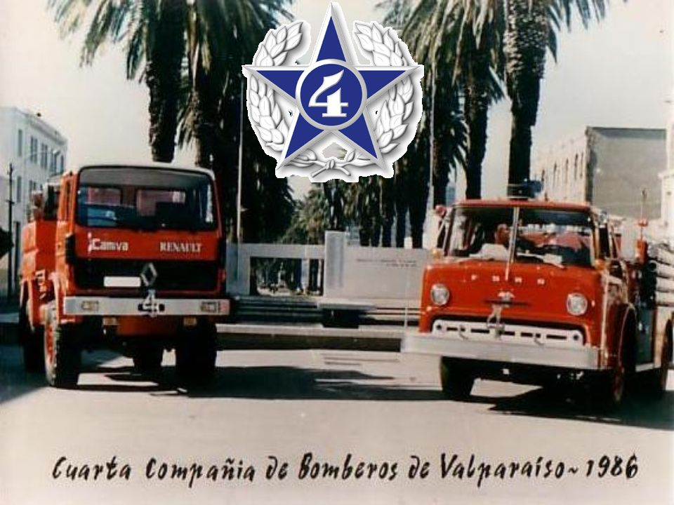 2 Historia material rodante de la 4º Cía. Bomba Blanco Encalada 1865-2010 Valparaíso