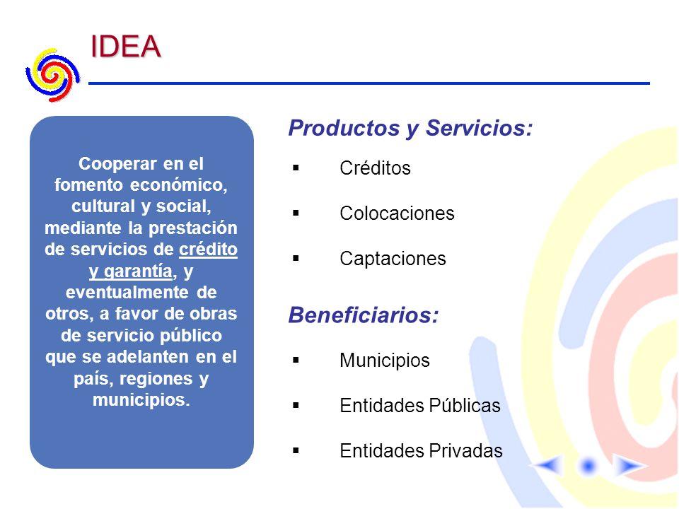 Cooperar en el fomento económico, cultural y social, mediante la prestación de servicios de crédito y garantía, y eventualmente de otros, a favor de o