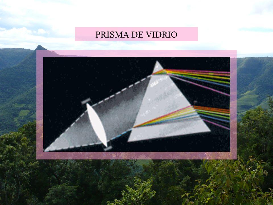 11 PRISMA DE VIDRIO