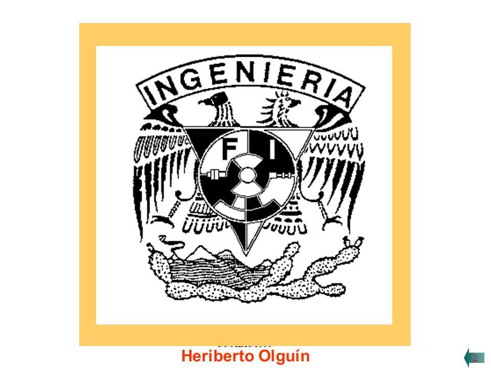 30/ABR/1999 Historia de las computadoras 32 Heriberto Olguín