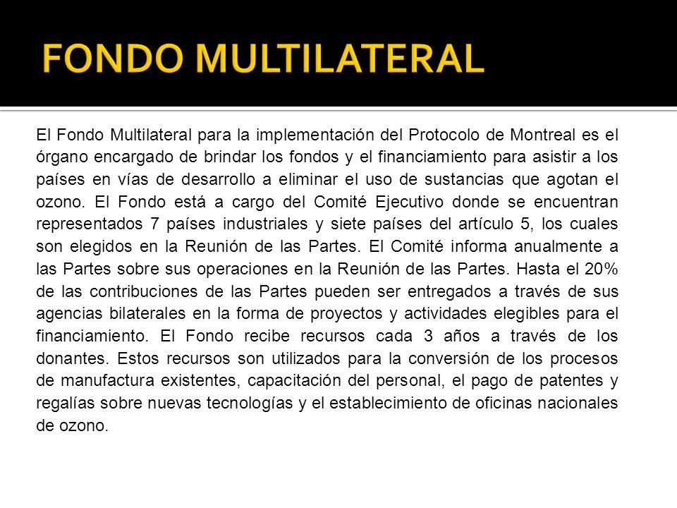En la actualidad, 195 de los 196 estados miembros de las Naciones Unidas han ratificado el Protocolo de Montreal.