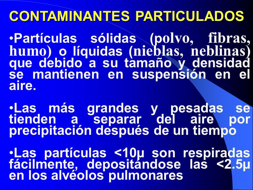 FACTORES PROPIOS DEL AGENTE Velocidad de absorción/eliminación Distribución /diferentes tejidos y fluidos Destino en el organismo Efecto sobre constituyentes normales Cambios patológicos