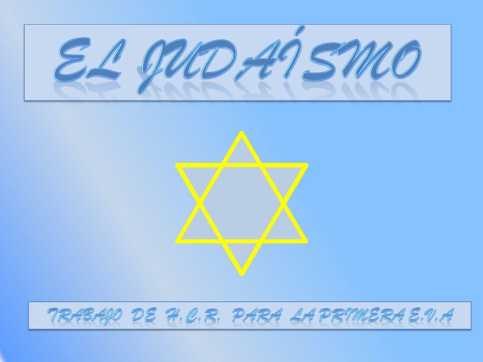 El Origen La religión judía tiene su origen hace más de 4000 años en Oriente Medio y comparte sus raíces con otras religiones monoteístas.