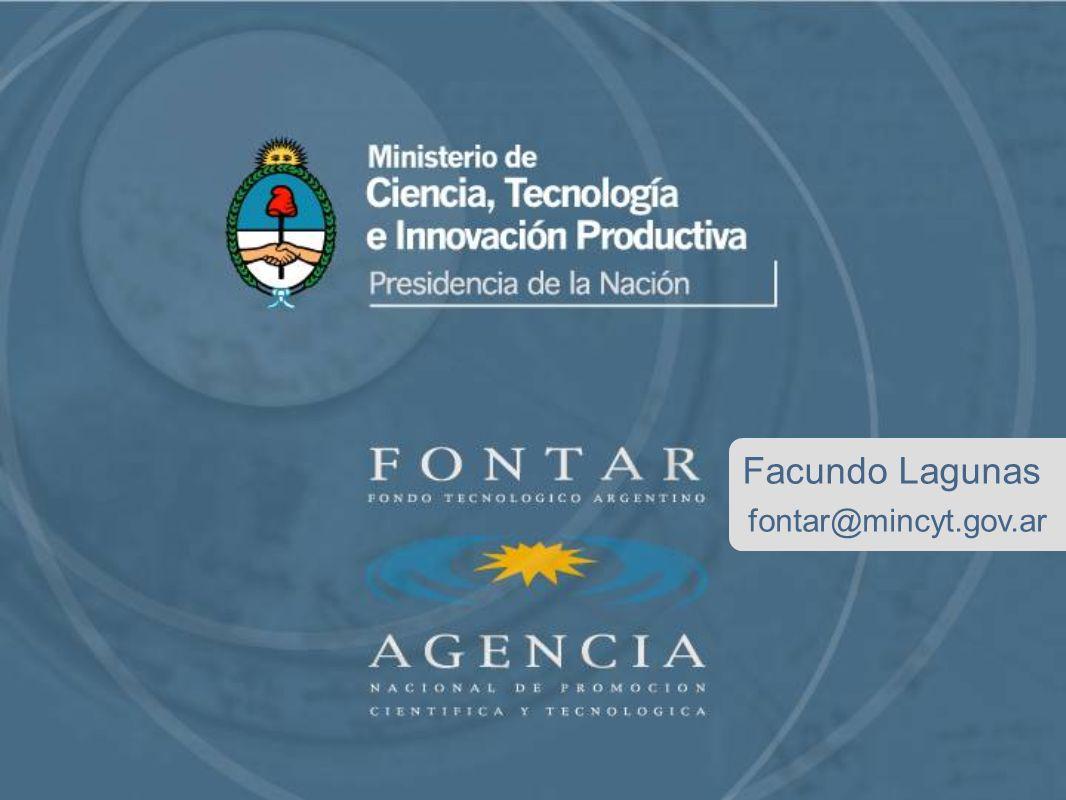 fontar@mincyt.gov.ar Facundo Lagunas