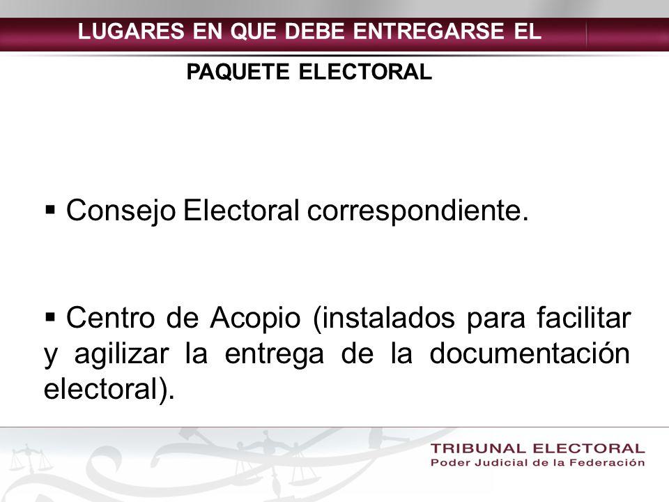 CASILLATIPO DE CASILLA PLAZO EN QUE DEBÍA ENTREGARSE EL PAQUETE HORA DE CLAUSU- RA DE CASILLA HORA DE ENTREGA DEL PAQUETE TIEMPO TRANSCU- RRIDO CAUSA JUSTI- FICADA O NO OBSERVACIONES (PAQUETE ALTERADO O NO) 4498C2 URBANA INMEDIATAMENTE No se asentó 21:52 hrs.