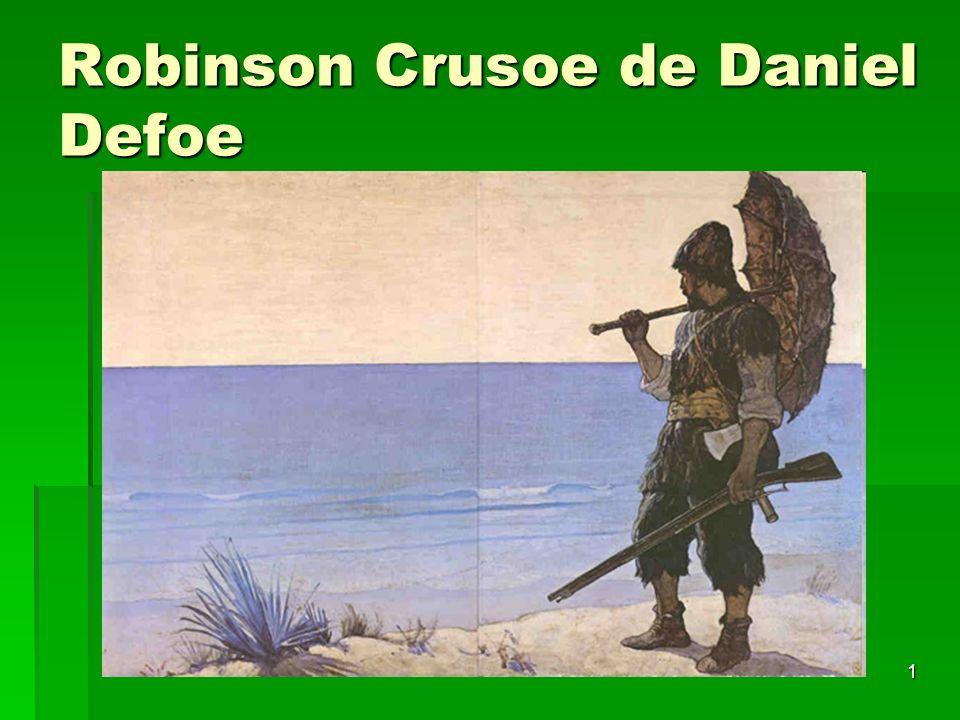 1 Robinson Crusoe de Daniel Defoe