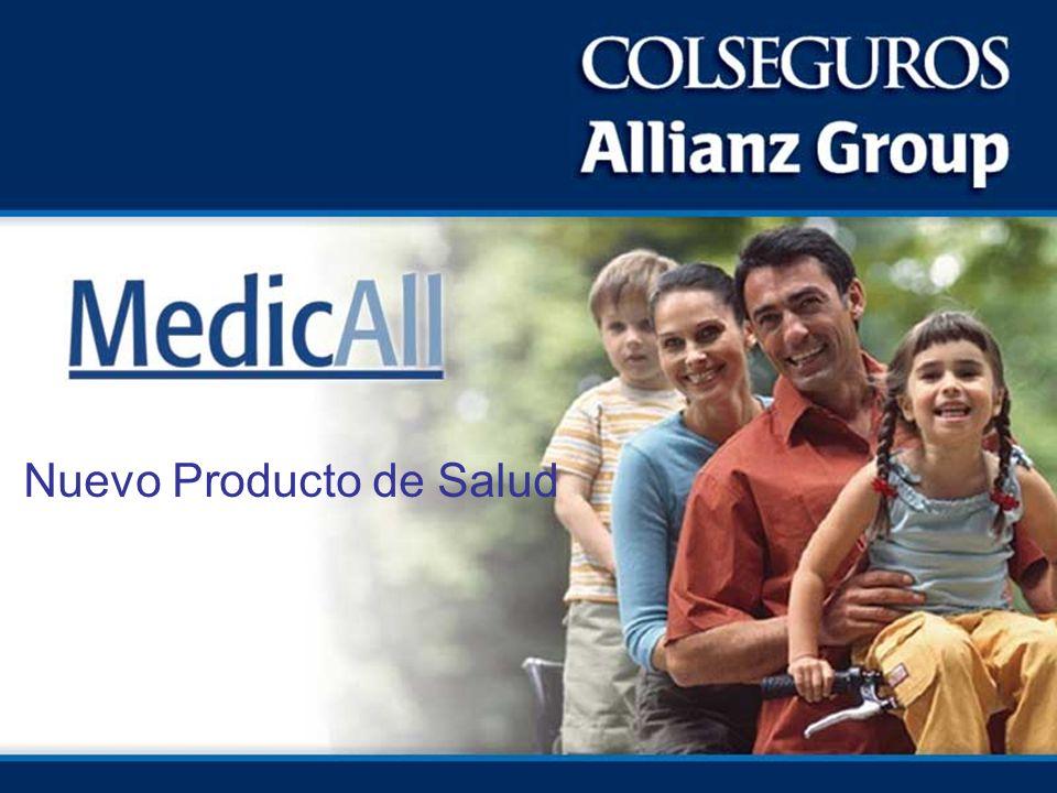 Producto Salud: MedicAll Nuevo Producto de Salud