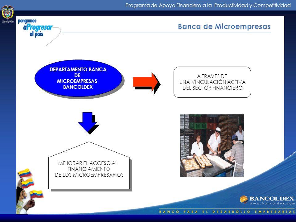 BANCOLDEX ESTABLECIMIENTOS DE CREDITO COOPERATIVAS, FUNDACIONES, FONDOS Y CAJAS MIPYMES Esquema de Redescuento