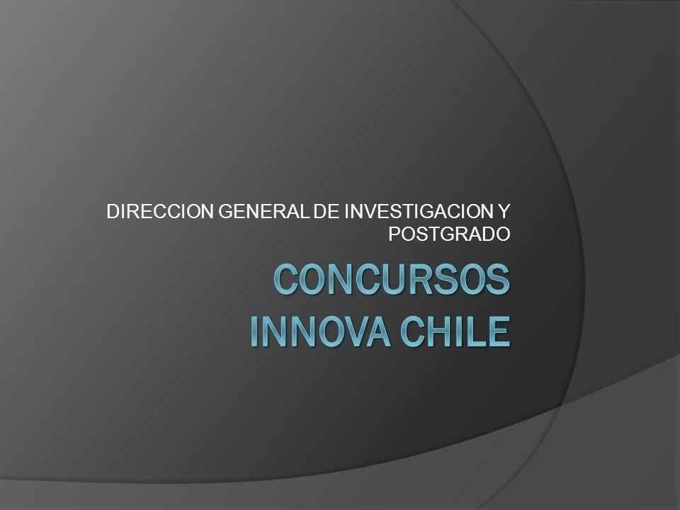 DIRECCION GENERAL DE INVESTIGACION Y POSTGRADO