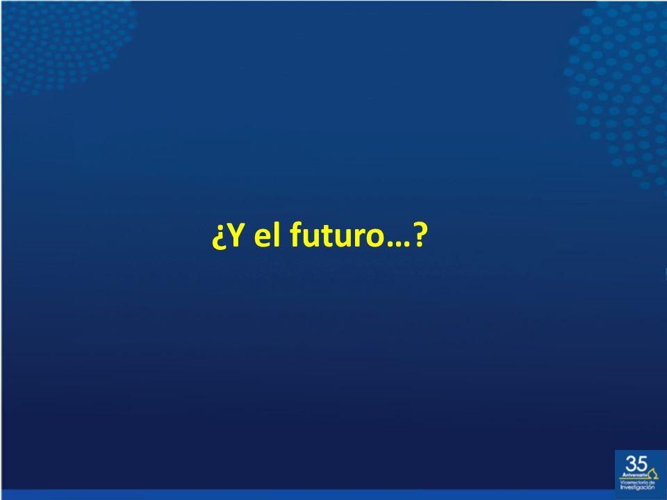 ¿Y el futuro…?