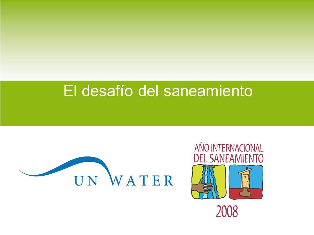 El saneamiento protege el medio ambiente (1) Las inversiones en saneamiento ayudan a proteger los recursos naturales vitales, a mantener los ríos y mares limpios y saludables, y a reducir la degradación de la tierra productiva y de la pesca: Cada año, más de 200 millones de toneladas de desechos humanos y grandes cantidades de residuos sólidos y aguas residuales permanecen sin tratamiento, alrededor del mundo.
