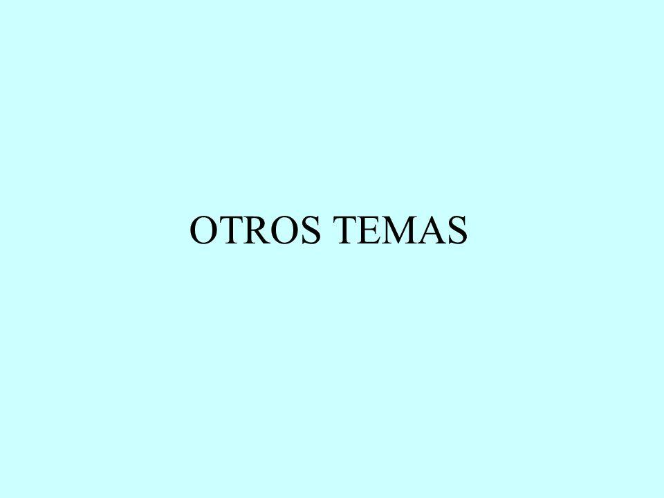 OTROS TEMAS